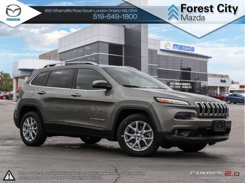 Pre-Owned 2018 Jeep Cherokee North