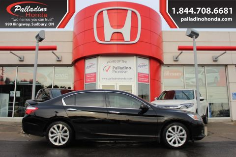 Pre-Owned 2015 Honda Accord Sedan Touring - FULLY LOADED SEDAN - With Navigation