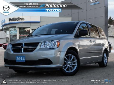 Certified Pre-Owned 2014 Dodge Grand Caravan SE - NEW WINTER TIRES FWD Mini-van, Passenger