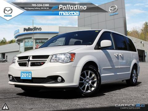 Pre-Owned 2012 Dodge Grand Caravan R/T - BACKUP CAMERA - HEATED SEATS - CERTIFIED