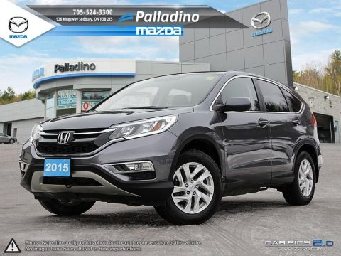 Pre-Owned 2015 Honda CR-V EX - IIHS TOP SAFETY PICK+ AWD