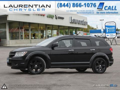 Pre-Owned 2009 Dodge Journey R/T- SELF CERTIFY!!