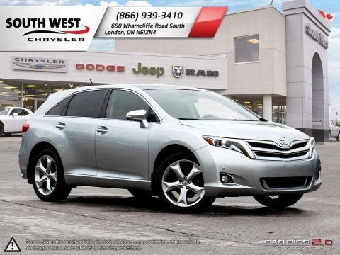 Pre-Owned 2016 Toyota Venza | V6 | AWD | Cruise | Bluetooth