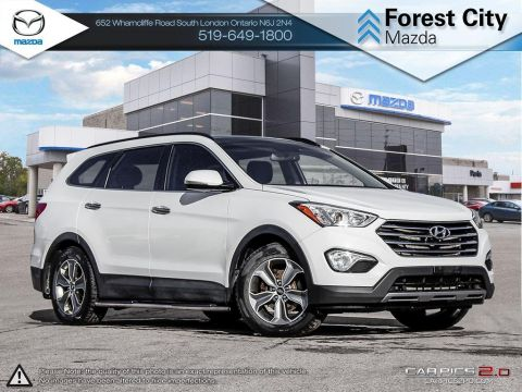 Pre-Owned 2014 Hyundai Santa Fe XL | Luxury | Cruise | Bluetooth | Heated Seats AWD