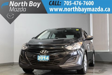 Pre-Owned 2014 Hyundai Elantra GT L with Manual Transmission, Heated Seats FWD Hatchback