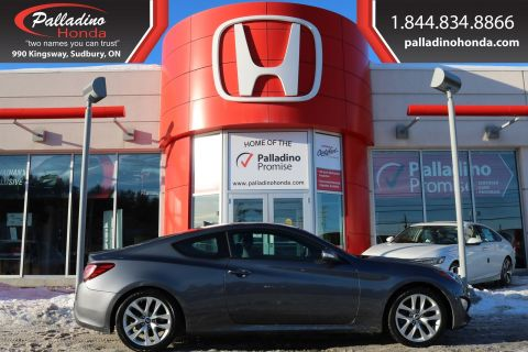Pre-Owned 2015 Hyundai Genesis Coupe 3.8V-6,LOW MILES,REAR WHEEL DRIVE