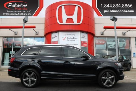 Pre-Owned 2015 Audi Q7 3.0T Vorsprung Edition - BLUETOOTH NAVIGATION SUNROOF -
