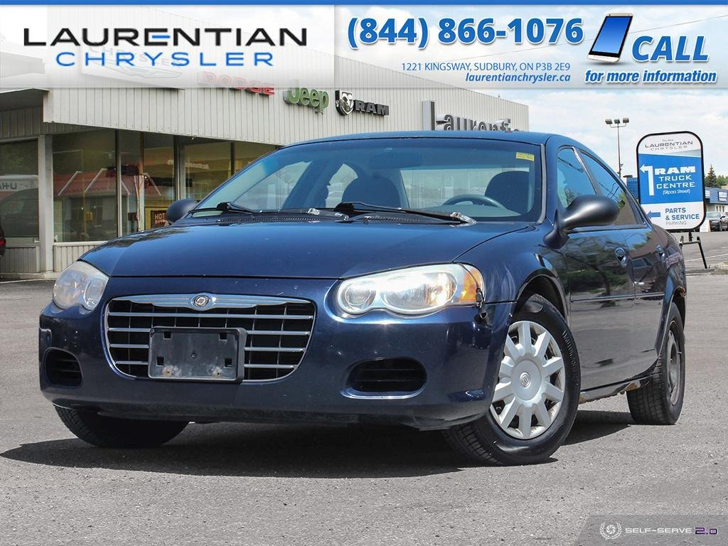 Pre Owned 2005 Chrysler Sebring Sdn Self Certify