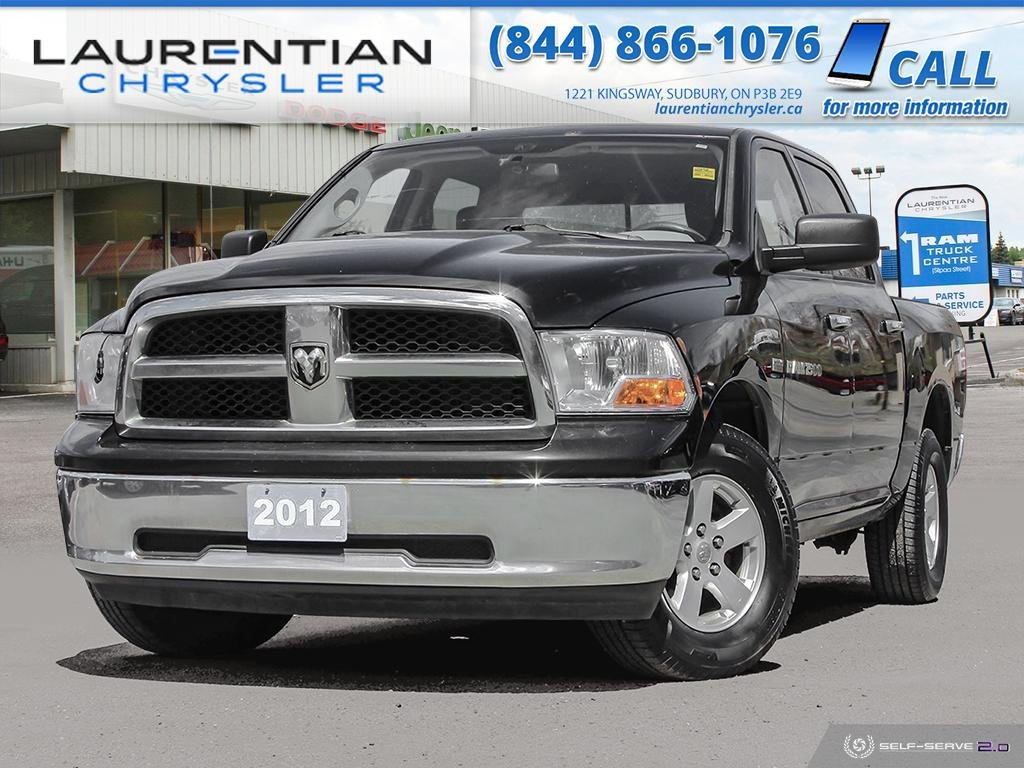 Pre-Owned 2012 Ram 1500 SLT - SELF CERTIFY!!