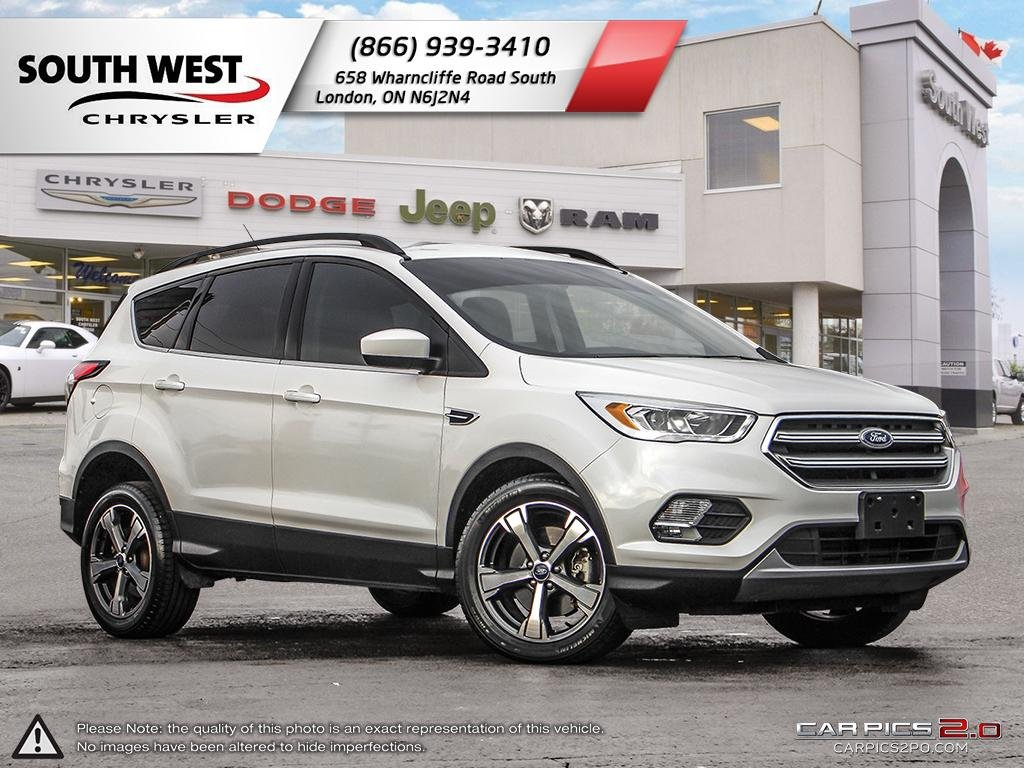 Pre-Owned 2017 Ford Escape | SE | Heated Seats | Cruise | Bluetooth