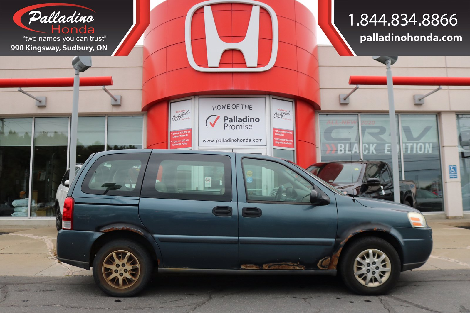Pre-Owned 2005 Chevrolet Uplander Value-*AS-IS*