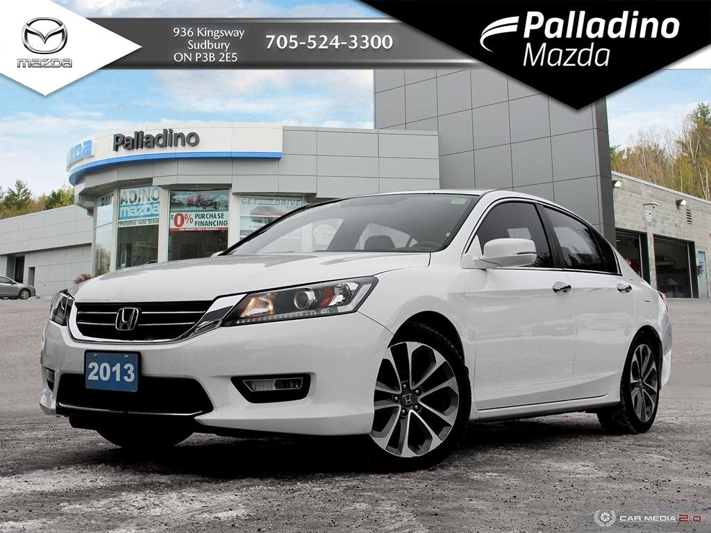 Pre Owned 2017 Honda Accord Sedan Sport Iihs Top Safety Pick Certified