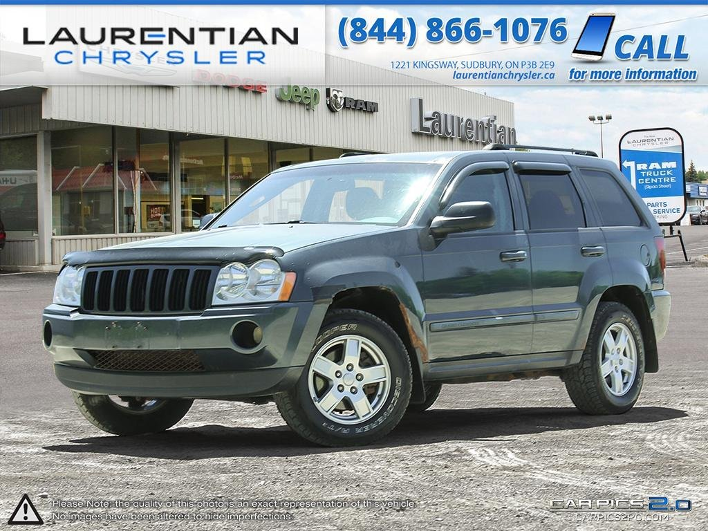 Pre Owned 2007 Jeep Grand Cherokee Laredo  SELF CERTIFY!