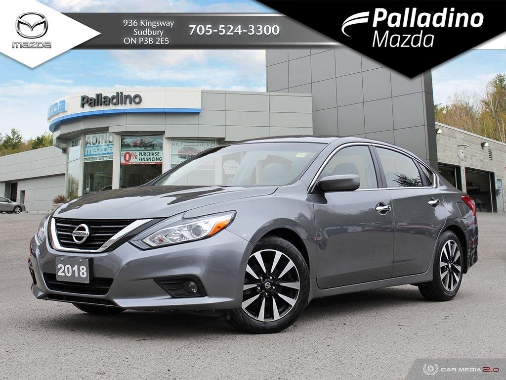 Pre-Owned 2018 Nissan Altima SV - SECOND BEST VALUE IN ONTARIO