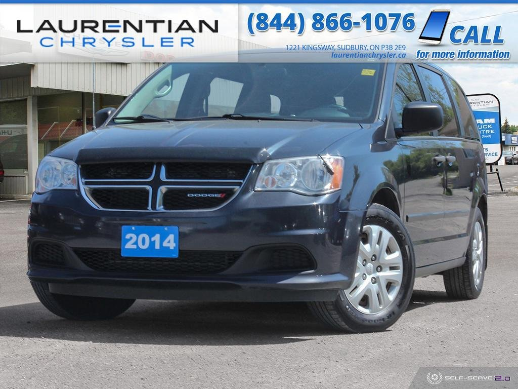 Pre-Owned 2014 Dodge Grand Caravan SE - NEW ARRIVAL!!! GREAT FAMILY VEHICLE!!!