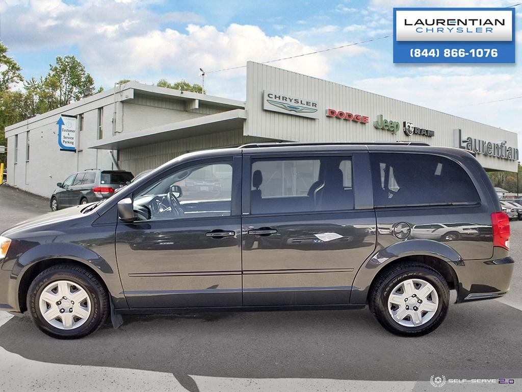 Pre-Owned 2012 Dodge Grand Caravan SXT -CERT - STOW AND GO! MAXIMUM FAMILY SPACE!