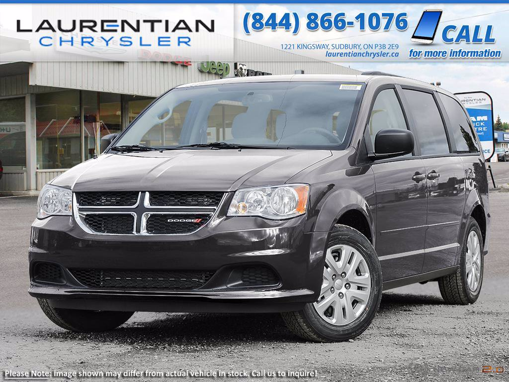 Pre-Owned 2018 Dodge Grand Caravan Canada Value Package