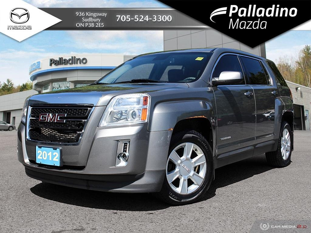 Pre-Owned 2012 GMC Terrain SLE-1 - ALL WHEEL DRIVE - CERTIFIED