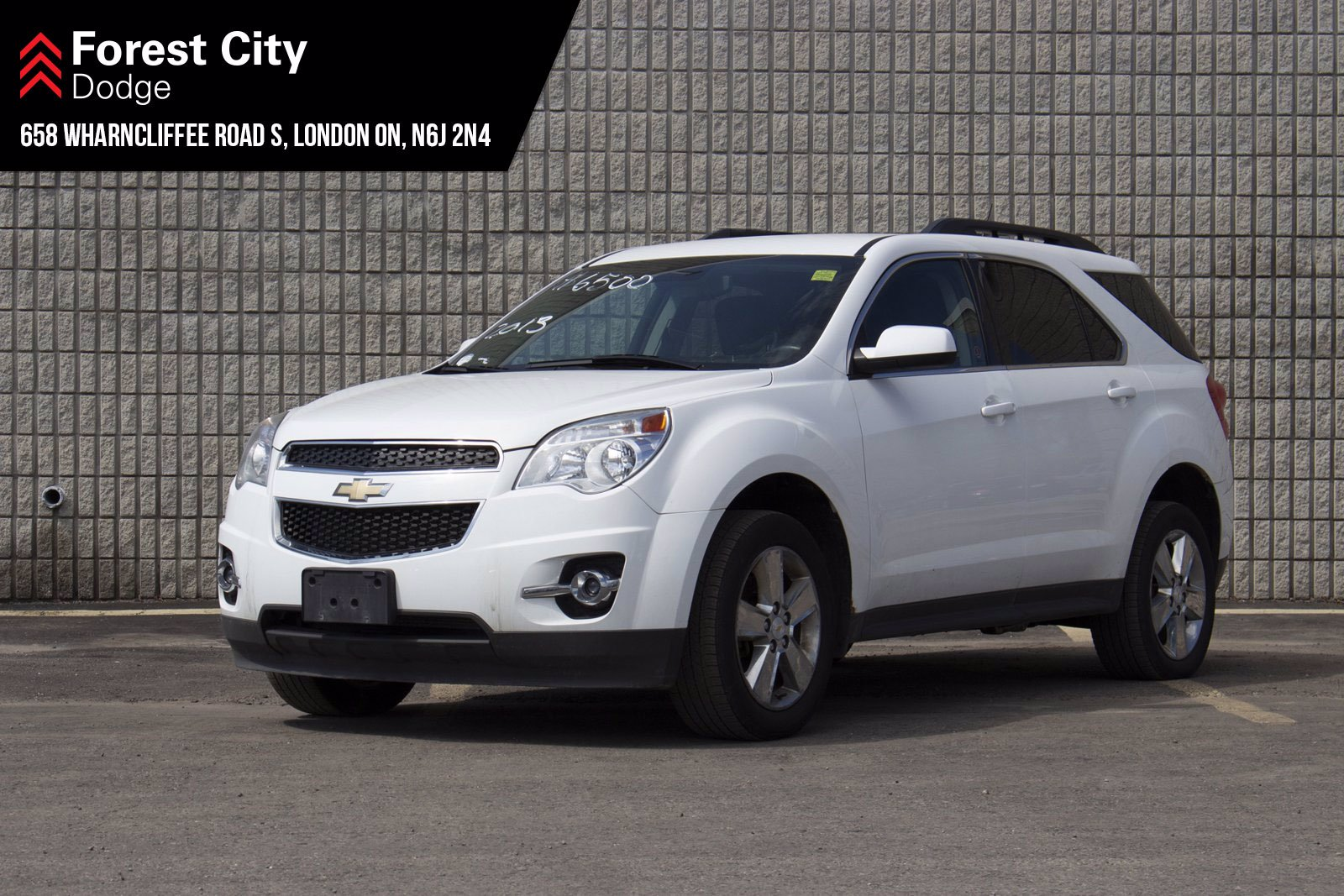 Pre-Owned 2013 Chevrolet Equinox LT | AS-IS | AWD | KEYLESS ENTRY | BLUETOOTH