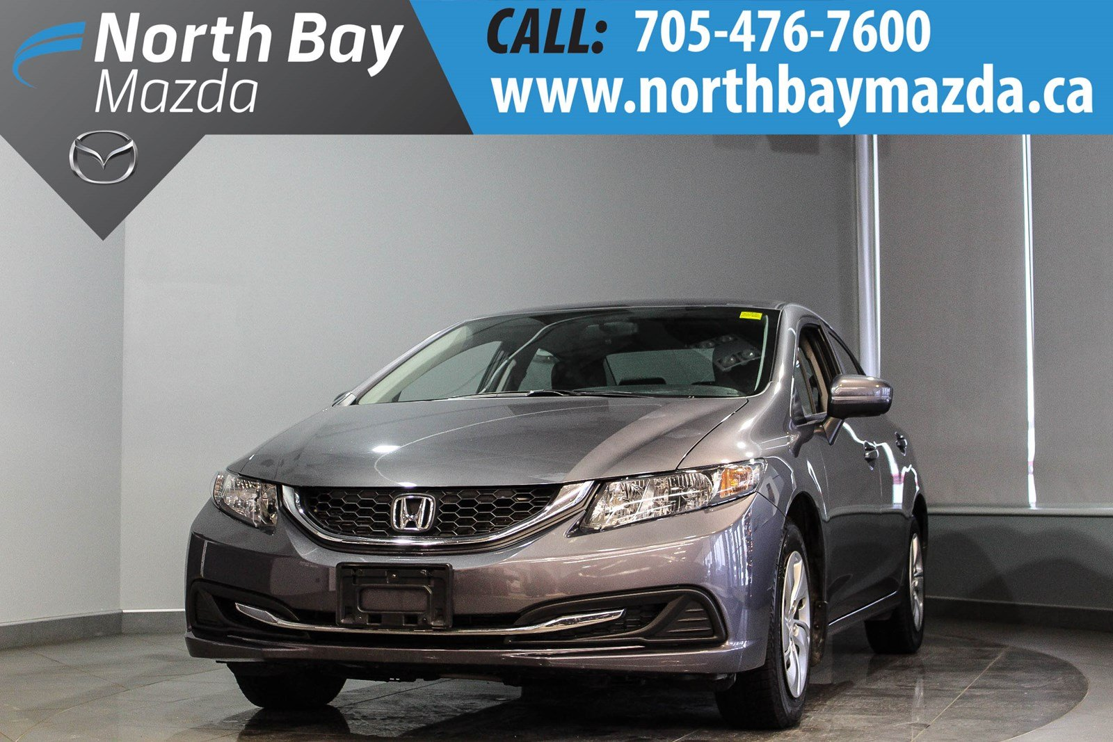 Pre Owned 2015 Honda Civic Lx With Bluetooth Heated Seats Cruise