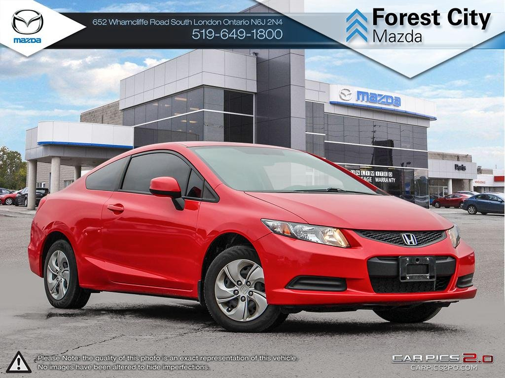 Pre Owned 2013 Honda Civic Lx Cruise Power Group Heated