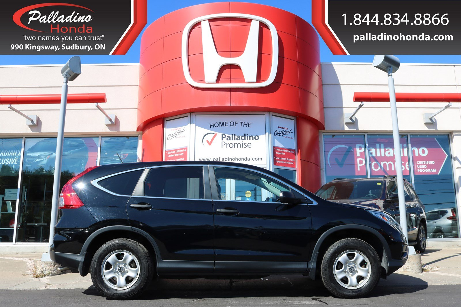Pre-Owned 2016 Honda CR-V LX-ALL WHEEL DRIVE, BACKUP CAMERA, HEATED SEATS