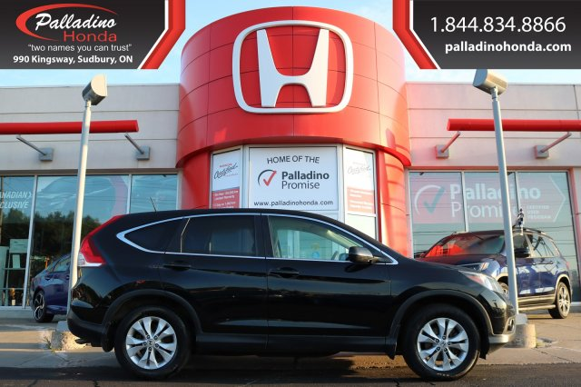 Pre-Owned 2014 Honda CR-V EX-L-BACKUP CAMERA,HEATED SEATS,BLUETOOTH
