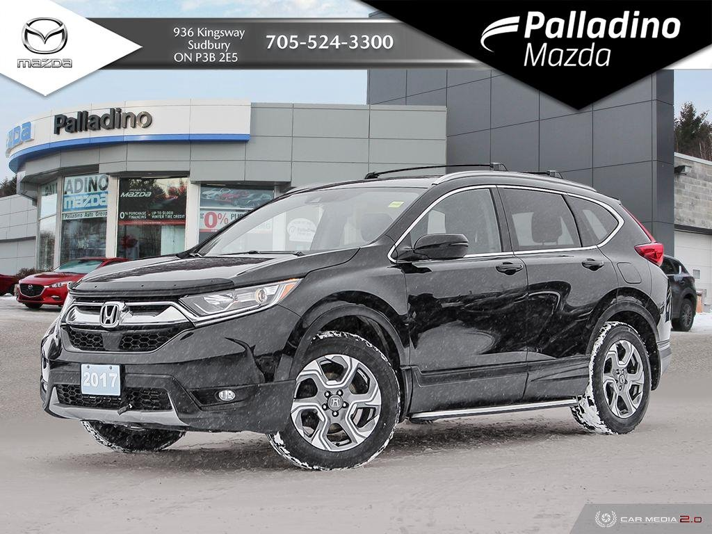 Pre-Owned 2017 Honda CR-V EX-L - FRESH OIL CHANGE - LOW MILEAGE