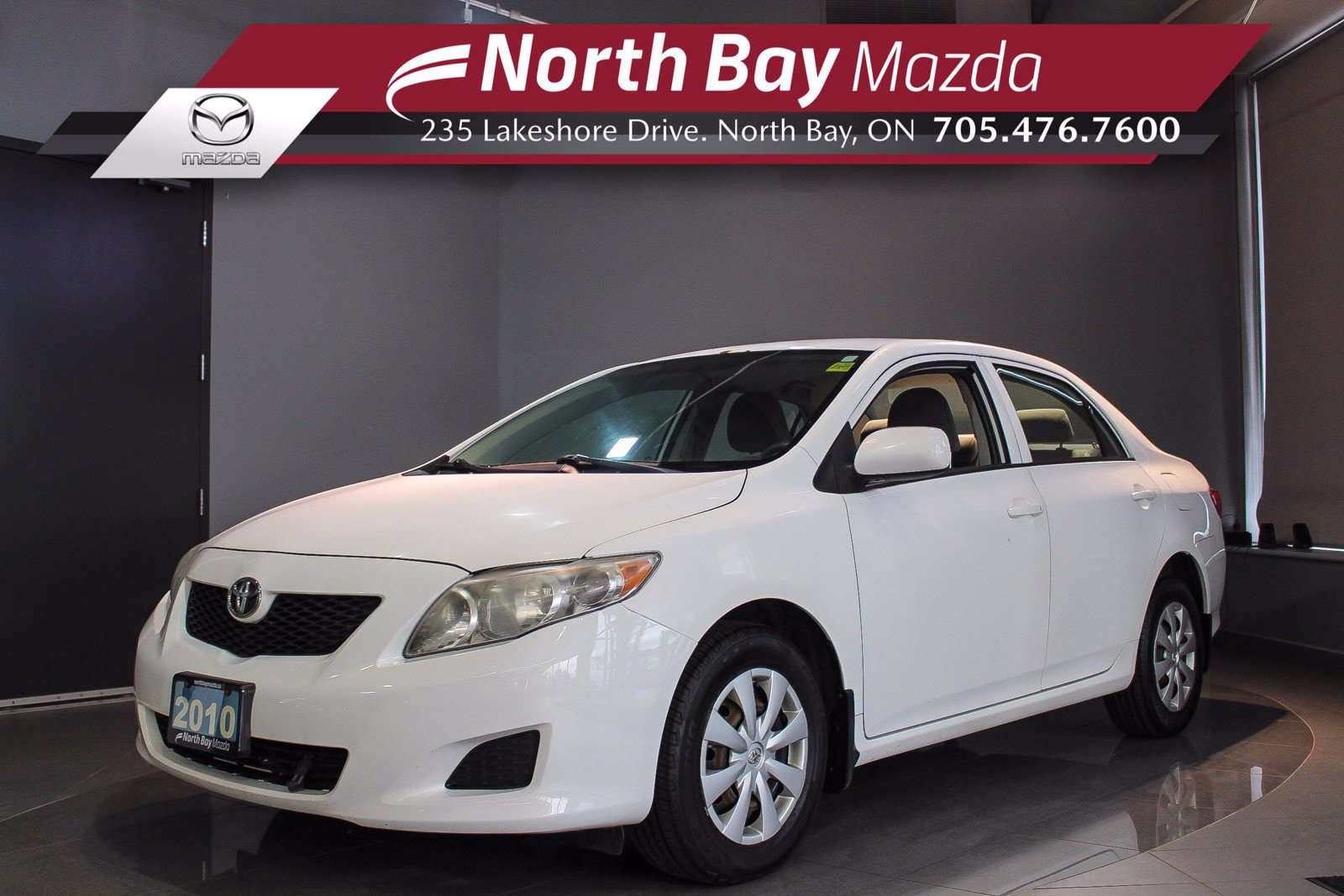 Pre-Owned 2010 Toyota Corolla CE- Click Here! Test Drive Appts Available!