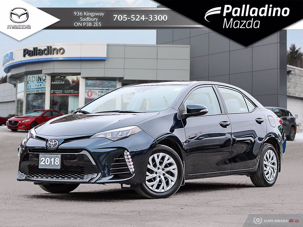 Pre-Owned 2018 Toyota Corolla SE - TEST DRIVES AVAILABLE BY APPOINTMENT! - FROM $73 WEEKLY