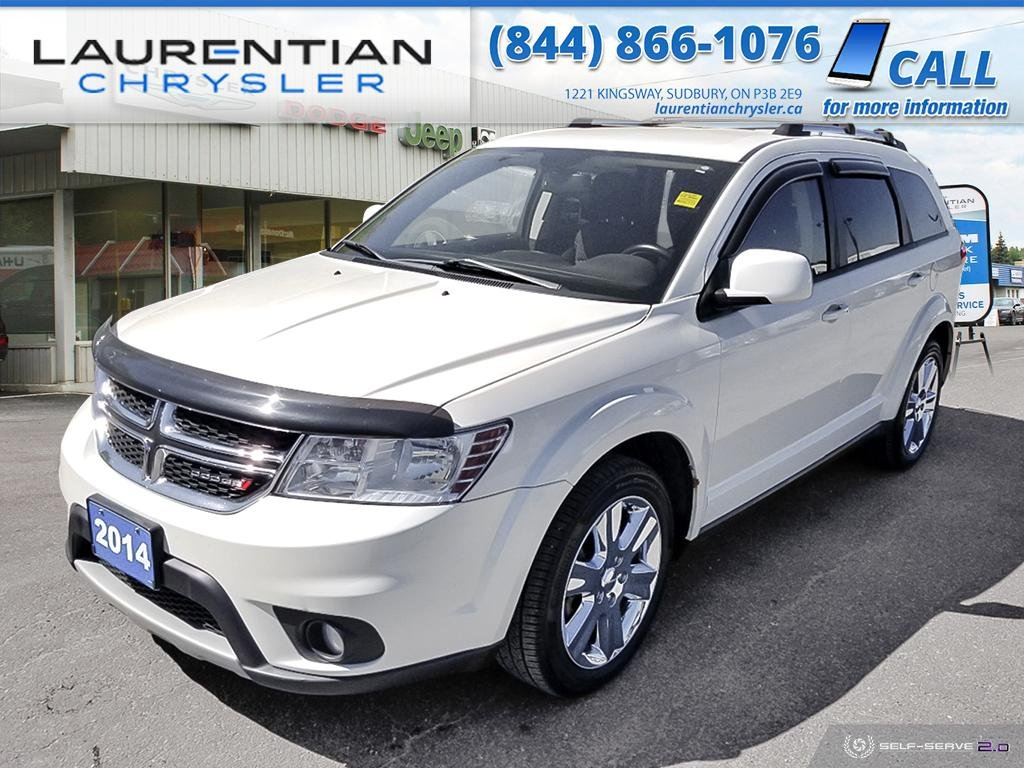 Pre-Owned 2014 Dodge Journey Limited DRIVE AWAY IN CANADA'S POPULAR CROSSOVER