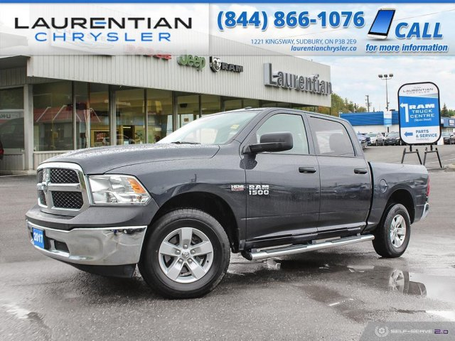 Pre-Owned 2017 Ram 1500 ST - DRIVE RAM CAPABILITY AND HEMI POWER !