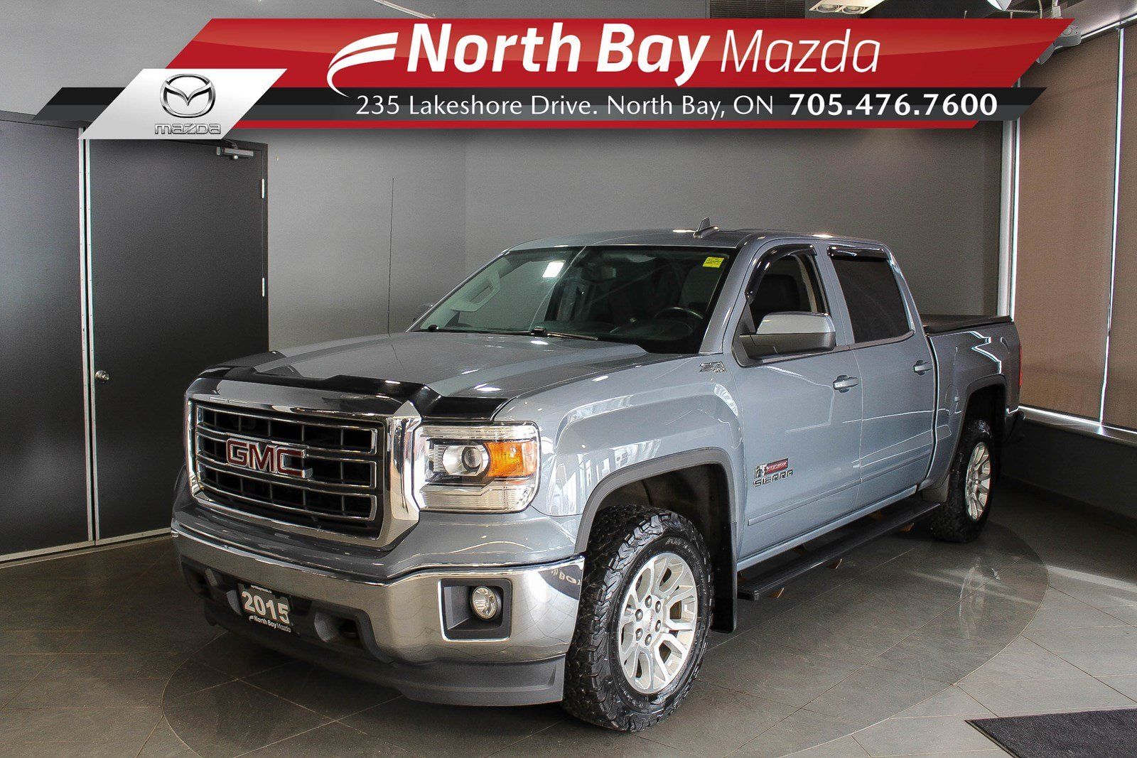 Pre-Owned 2015 GMC Sierra 1500 SLE - Test Drive Available by Appt!