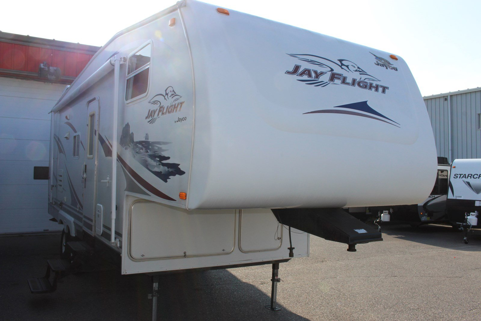 Pre-Owned 2007 JAYCO JAYFLIGHT 245RS