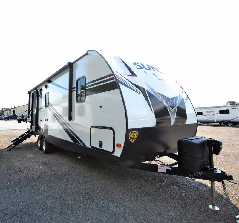 Pre-Owned 2019 CROSSROADS SUNSET TRAIL 259RL