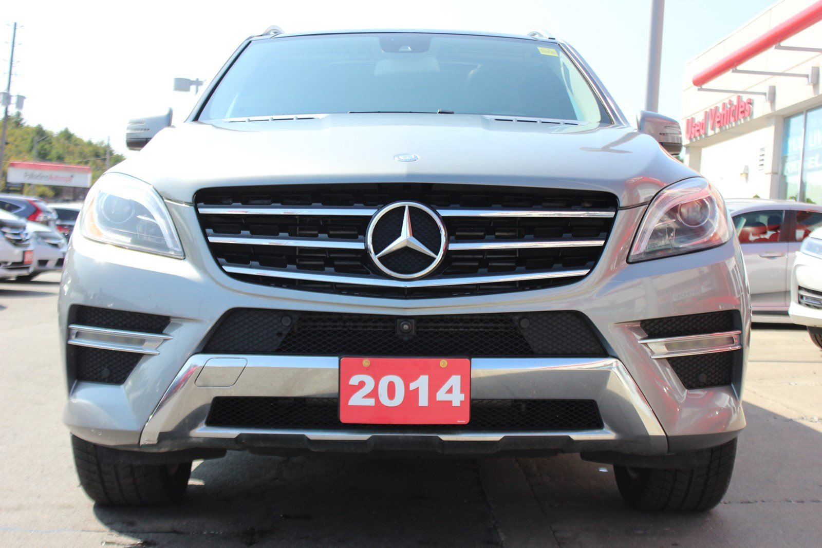 Pre owned 2014 mercedes benz m class ml 350 bluetec free for Mercedes benz winter tires