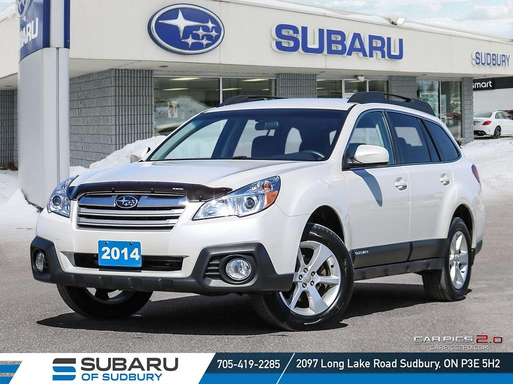 Pre-Owned 2014 Subaru Outback 2.5i Convenience - SUMMER & WINTER TIRES/RIMS - LESS THAN $15,000