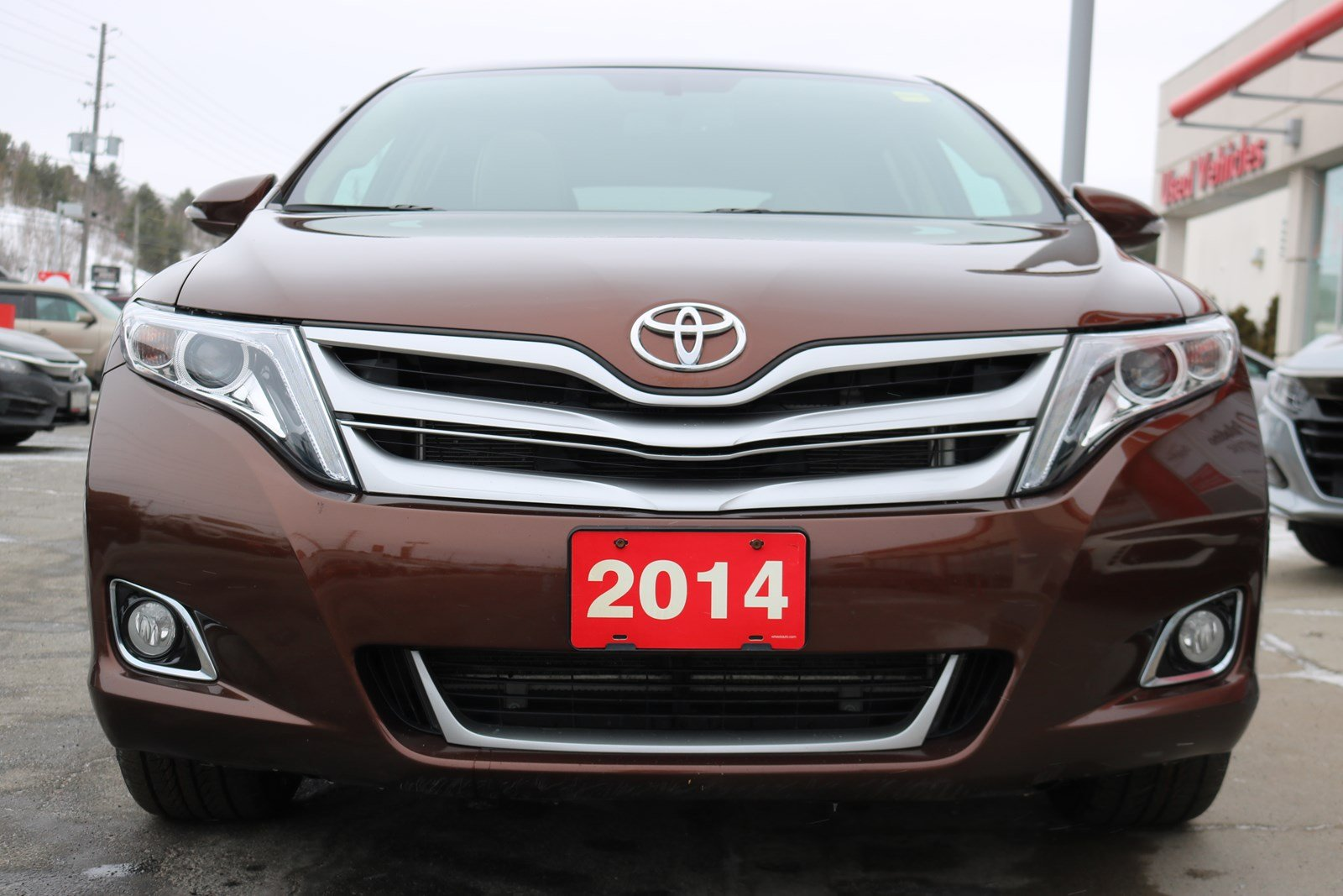 Pre Owned 2014 Toyota Venza LUXURY WITHOUT THE PRICE Sport