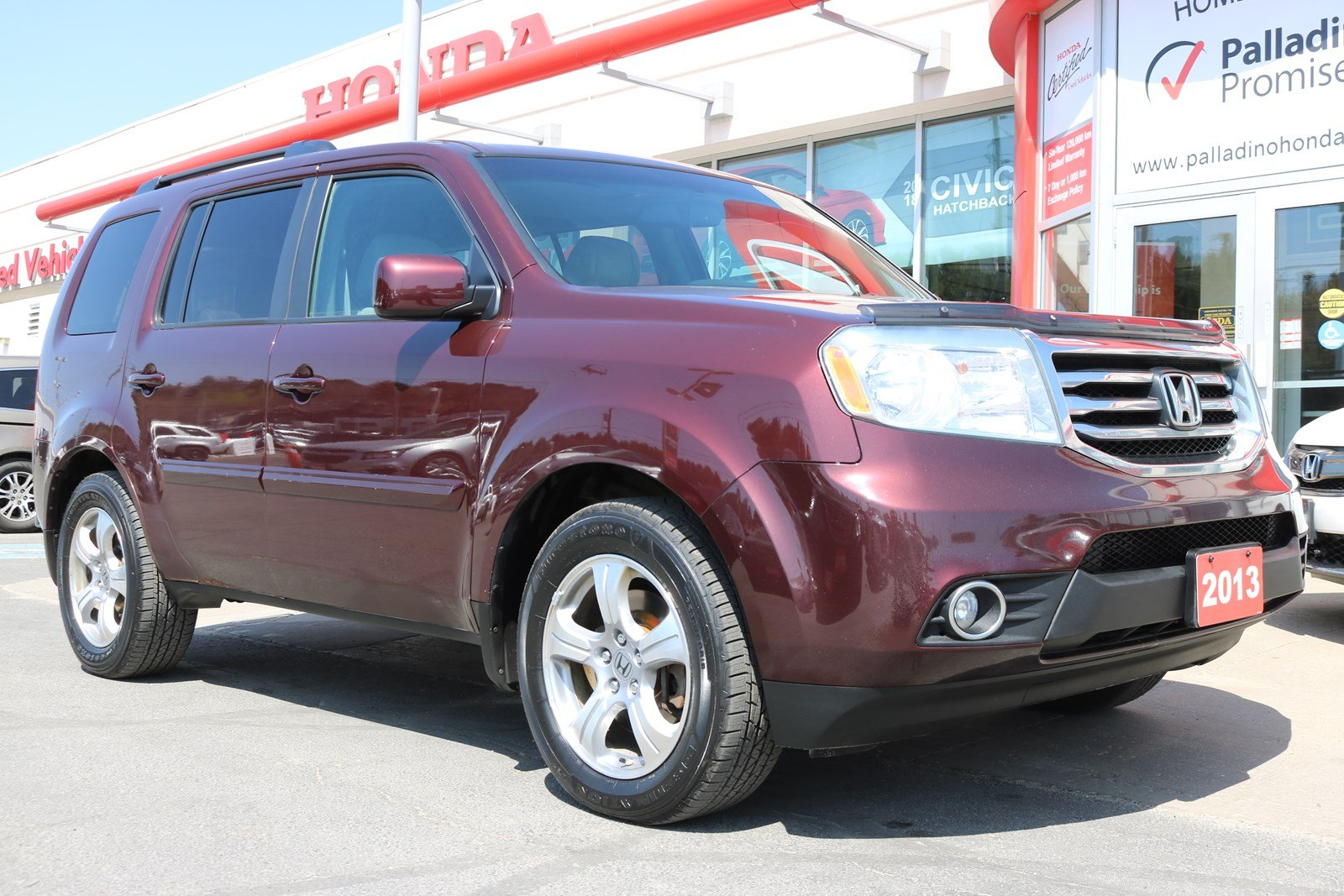 Pre Owned 2013 Honda Pilot EX L   NEW BRAKES ALL ROUND, NEW