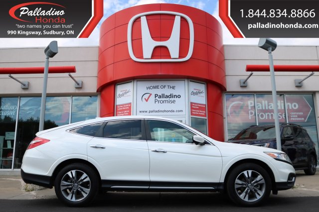 Pre-Owned 2014 Honda Crosstour EX-L-LOW MILES,CLEAN CARFAX,ALL WHEEL DRIVE