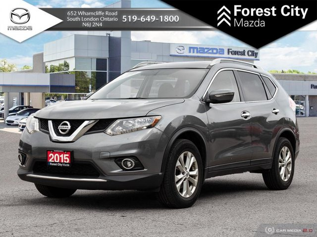 Pre-Owned 2015 Nissan Rogue BLUETOOTH, KEYLESS ENTRY, BACK UP CAMERA