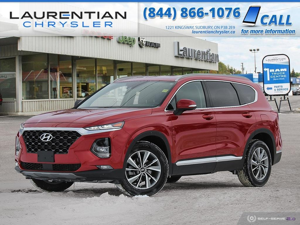 Pre-Owned 2019 Hyundai Santa Fe Preferred - CLEAN!! WARRANTY!!