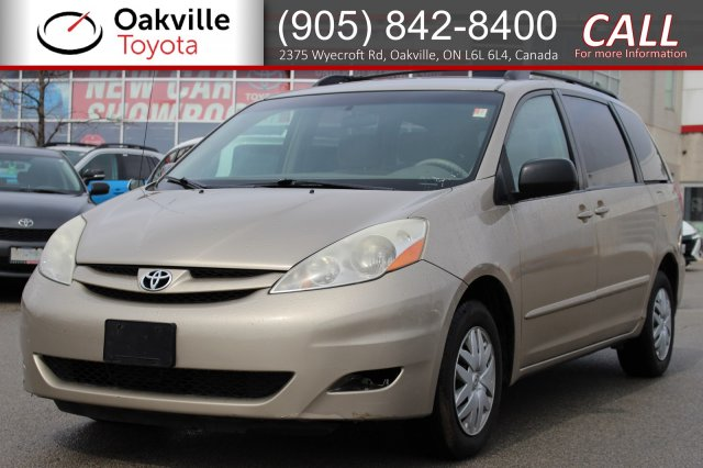 Pre-Owned 2006 Toyota Sienna CE 7-Passenger with Clean Carfax | SELF CERTIFY