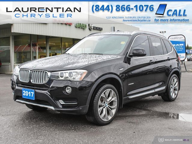 Pre-Owned 2017 BMW X3 xDrive28i - CARVE THE ROADS WITH THIS SHARP SUV !!
