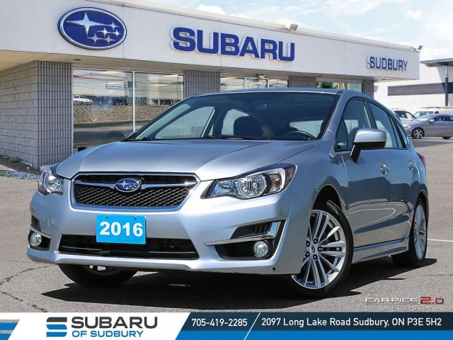 Pre-Owned 2016 Subaru Impreza 2.0i Sport - AWD SEDAN - SUPER LOW KMS - FINANCING/WARRANTY