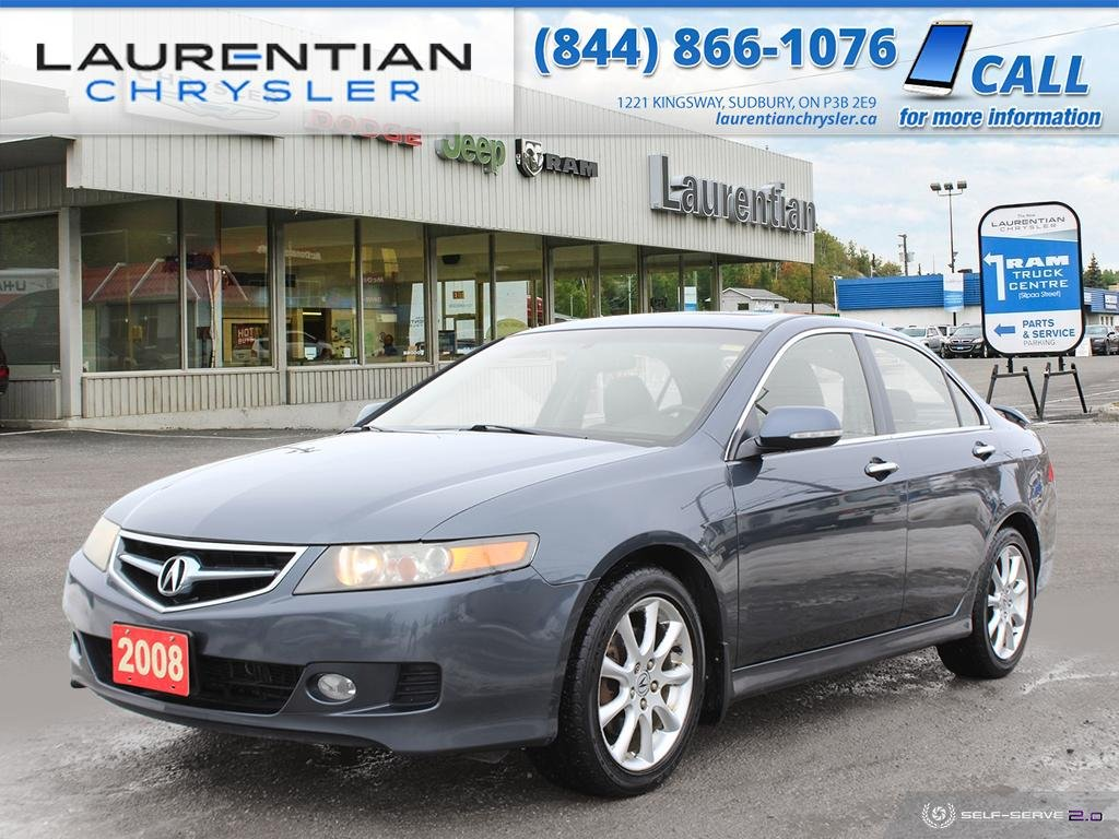 Pre-Owned 2008 Acura TSX !! HEATED SEATS!! DUAL CLIMATE CONTROL!!
