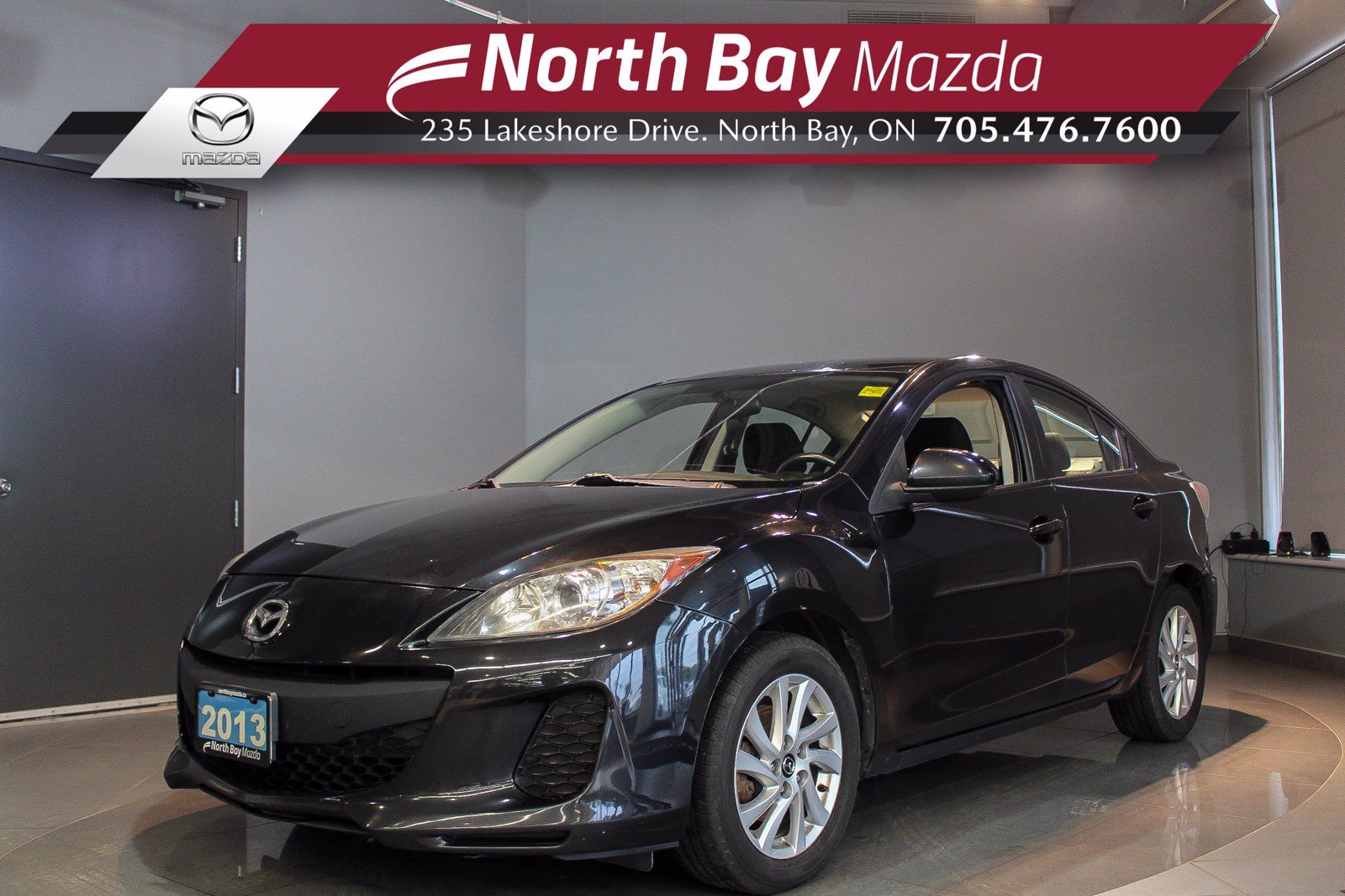 Pre-Owned 2013 Mazda 3 GX - Click Here! Test Drive Appts Available!