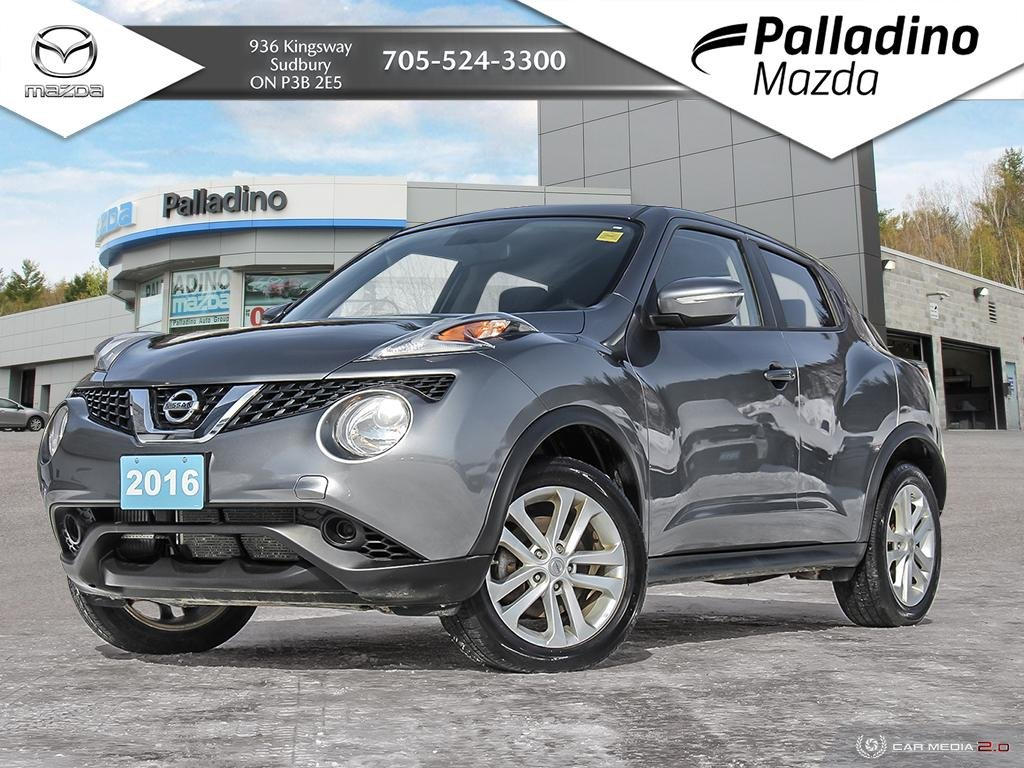 Pre Owned 2016 Nissan Juke Sv New Tires And Brakes All Around No