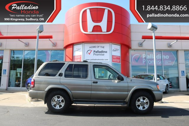 Pre-Owned 2004 Nissan Pathfinder SELF CERTIFY