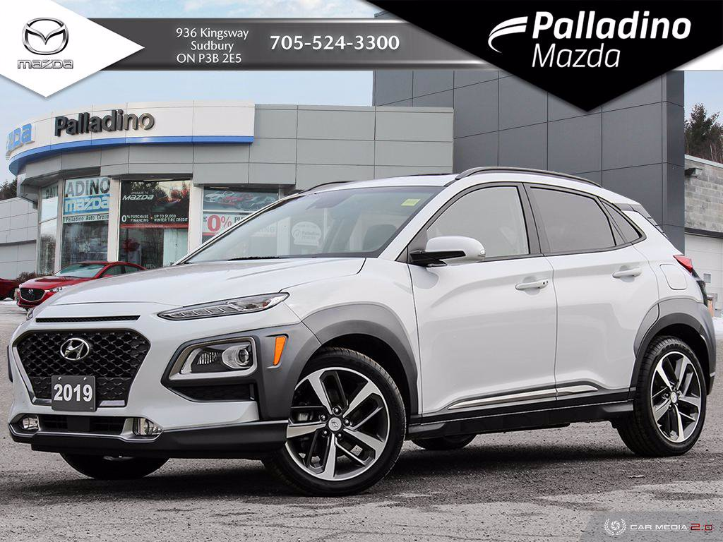 Pre-Owned 2019 Hyundai Kona Ultimate - TEST DRIVES AVAILABLE BY APPOINTMENT!